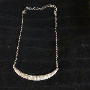 "16"" Beautiful Rhinestones Necklace"